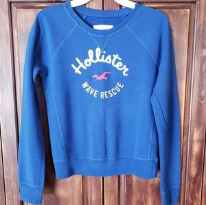 Size S Hollister crew neck sweatshirt top
